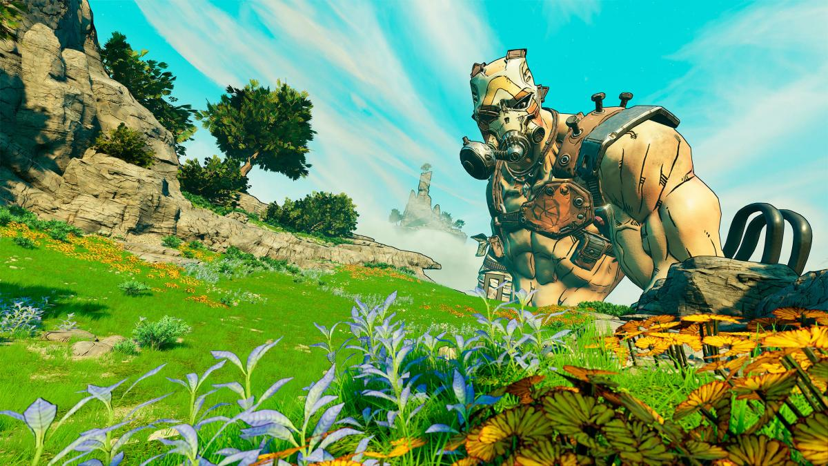 Borderlands 3 Director's Cut is listed for Nintendo Switch on the PEGI website