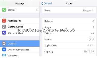Cara Cek Daftar Aplikasi 32-Bit di iOS 10.3