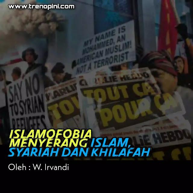 sikap Islamofobia kembali terjadi di Eropa. Munculnya majalah satir Prancis, Charlie Hebdo, yang kembali mempublikasikan karikatur Nabi Muhammad