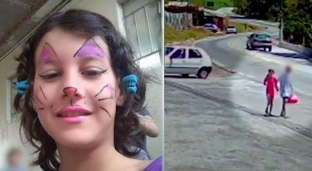 Menina é encontrada morta, e garoto de 12 anos confessa o crime