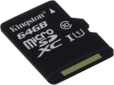 Kingston Canvas Select 64 GB
