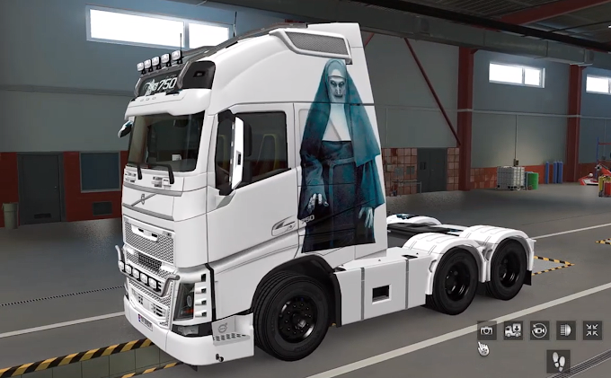 volvo fh16 2012 skin freira by rodonitcho mods 1.37
