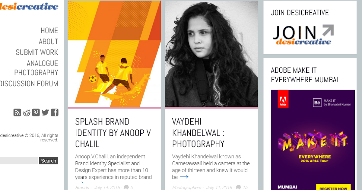 Best Online Magazine Design