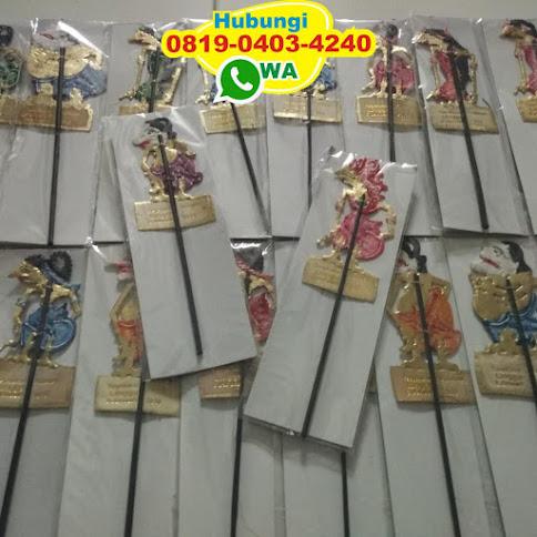 distributor souvenir wayang kulit reseller 51538