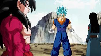 Se da a conocer el Capítulo 2 de Dragon Ball Heroes