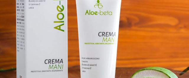 Crema Mani con Aloe Arborescens