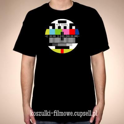koszulka obraz kontrolny