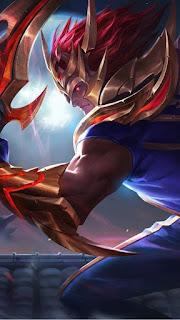Martis Tyrant Heroes Fighter of Skins V1