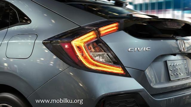 Honda, Civic, Turbo, Hatchback, 1500, cc, hp, tenaga, rpm, torsi, sporty