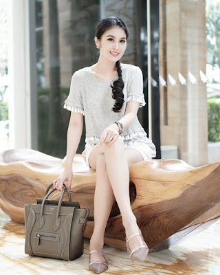 Sandra Dewi, pemain bawang merah bawang putih, pemain bmbp, biodata pemain bmbp