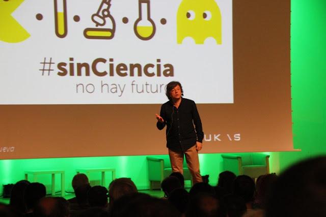 Naukas Bilbao 2016