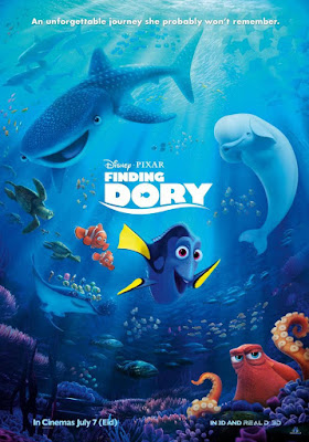 Finding Dory 2016 DVD R1 NTSC Latino