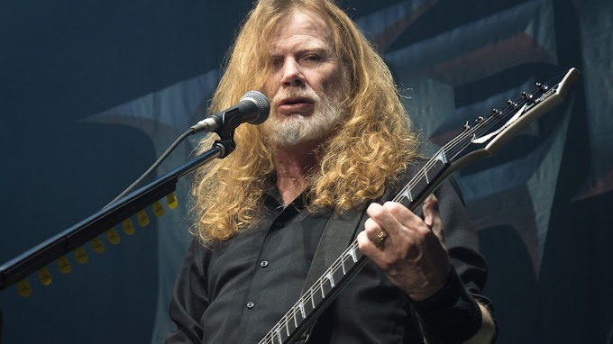 Dave Mustaine le pone nombre a nuevo disco de Megadeth