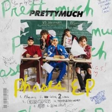 PRETTYMUCH – Phases EP (2019) CD Completo