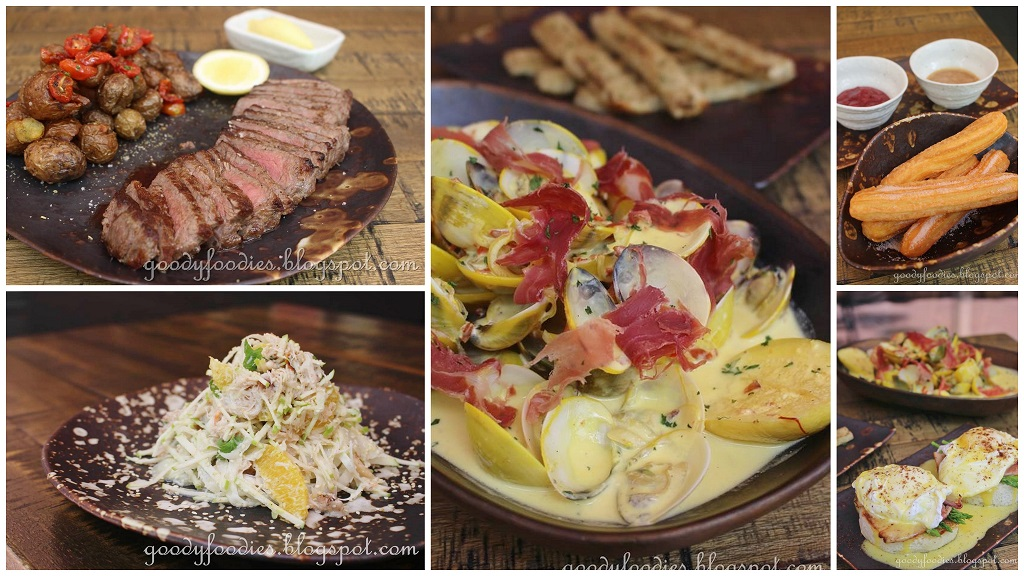 Goodyfoodies drift dining bar kuala lumpur modern for Australian modern cuisine