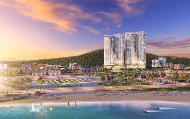 Tổ Hợp Dịch Vụ Căn Hộ Nghỉ Dưỡng Wyndham Sailing Bay Resort Quy Nhơn