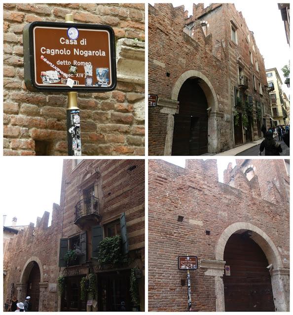 A Verona de Romeu e Julieta