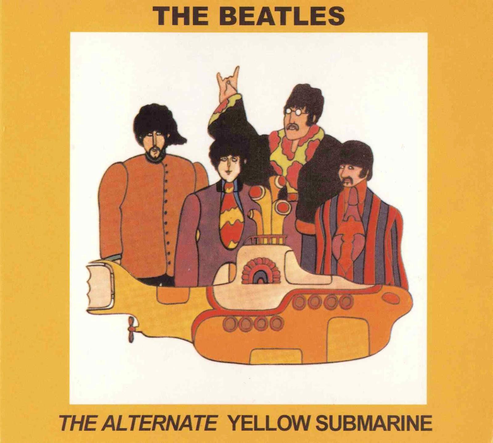 Bootleg Addiction Beatles The Alternate Yellow Submarine