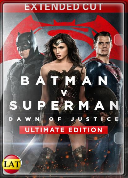 Batman vs Superman: El Origen de la Justicia (2016) EXTENDED DVDRIP LATINO