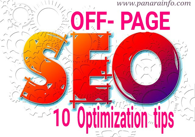 Off page seo blog traffic tips