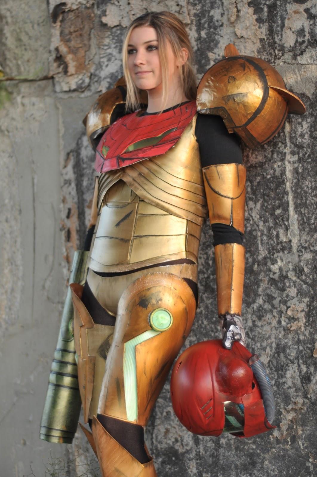 Mrs Frog Prince Varia Suit Vest Armor Diy