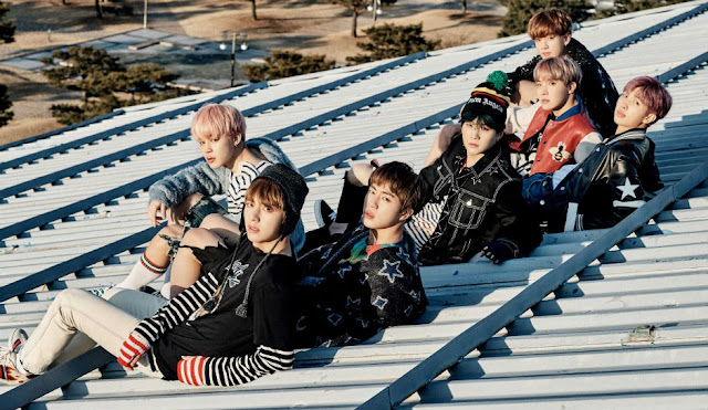 bts spring day members bangtan boys jin v jimin namjoo rap monster hankook