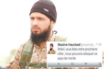 Alerta: Abin confirma ameaça do Estado Islâmico ao Brasil