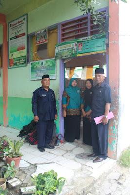 Plt Kemenag Tanjungbalai Monev US Pada MTs Swasta