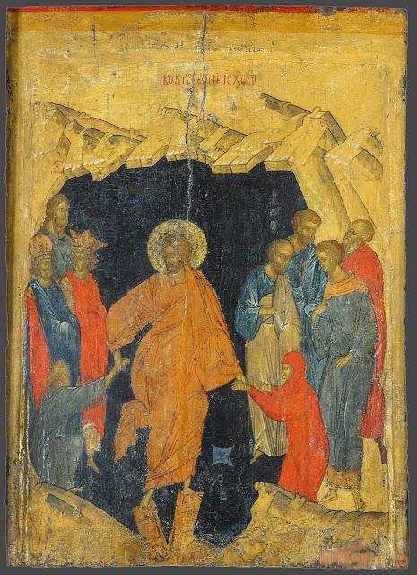 Descida ao inferno e Ressurreição de Jesus Cristo