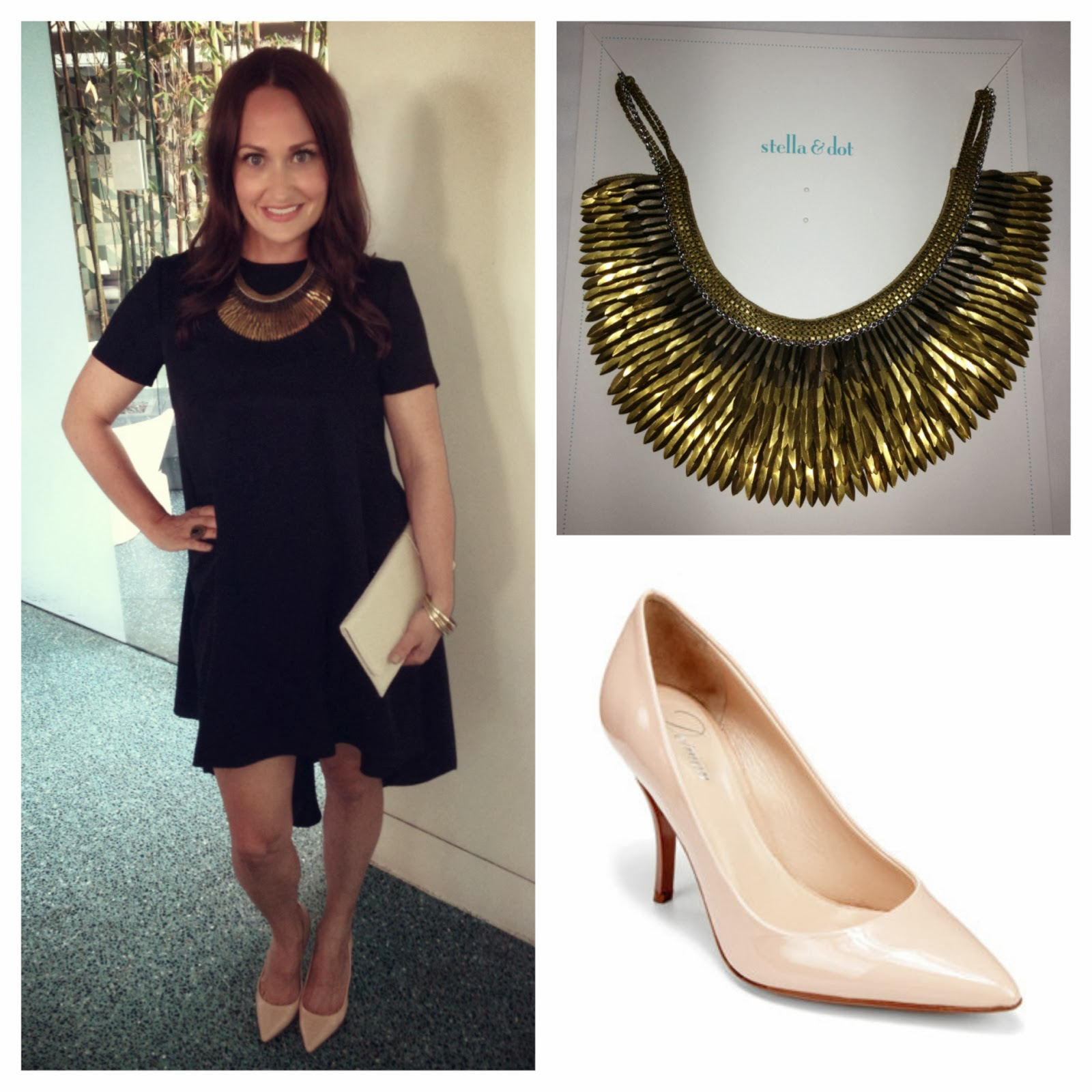 Black Asos High Low Dress My Hardware Stella Dot For More Info Contact Suzy At Www Stelladot Suzybacino Delman Pumps