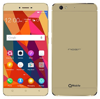 QMobile Z12 Firmware/Stock Rom Download