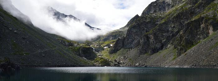 Chroniques d'en haut : Nos lacs de montagne