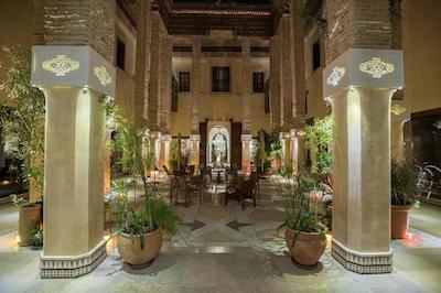 Riads & Hôtels de luxe au Maroc : Où séjourner à Fès