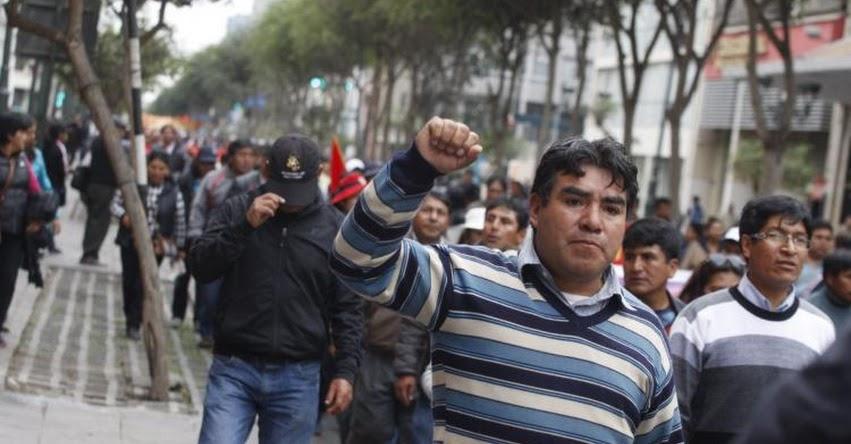 Maestros en huelga acudirán a diálogo convocado por el MINEDU - www.minedu.gob.pe