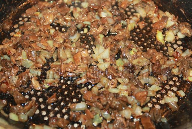 рецепт яиц, фаршированных сухими грибами с пошаговыми фото