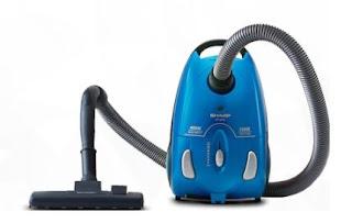 Vacuum Cleaner Sharp : Review Harga dan Spesifikasi