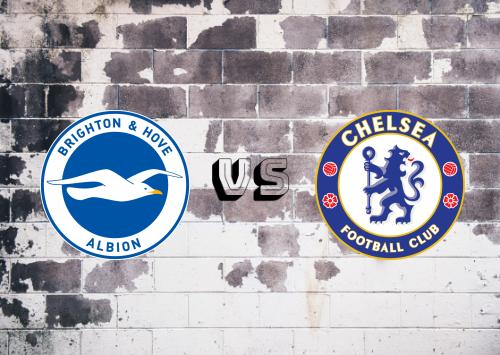 Brighton & Hove Albion vs Chelsea  Resumen y Partido Completo