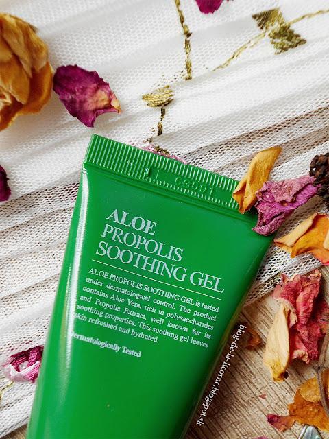 Benton Aloe Propolis Soothing Gel Review