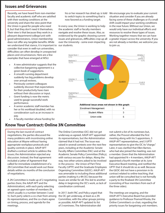 September/October 2018 Volume 2 Issue No. 1 - page 2