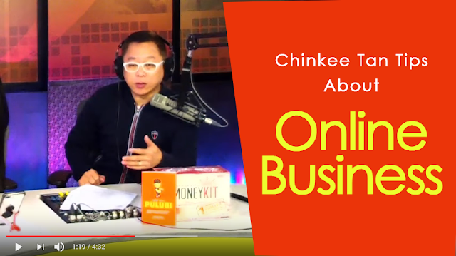 Chinkee Tan Tips About Online Business