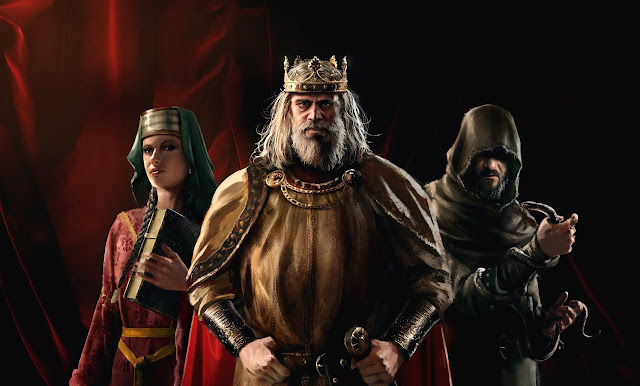 Crusader Kings III : créer son propre dirigeant est désormais disponible