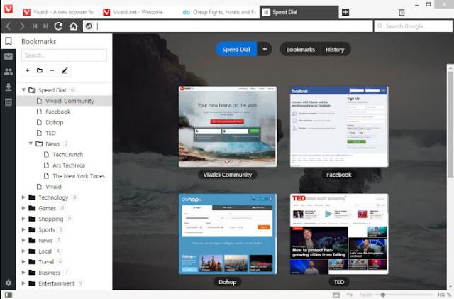 متصفح يحمي خصوصية المستخدم