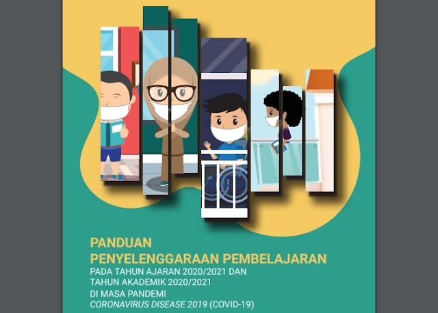 Wajib Dimiliki Guru dan Sekolah, Kemendikbud Merilis Buku Saku Panduan Penyelenggaraan Pembelajaran Tahun Ajaran 2020/2021