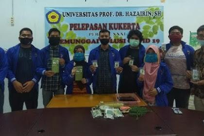 Mahasiswa di Bengkulu Ciptakan Permen Jelly Penangkal Corona