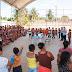 Prefeito Arnon Bezerra participa de reunião com pais para tratar da reforma da Escola Mário Bem