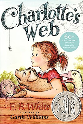 Charlotte's Web, part of March Reading Roundup