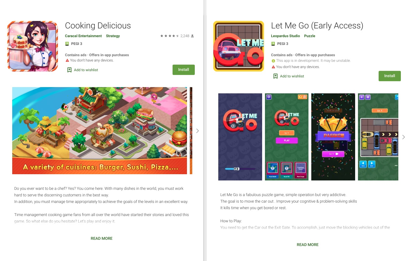 New Malware Found in Google Play Store Infects Children's Apps