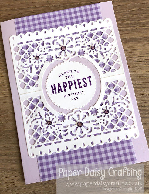 Jubilee Beauty Stampin Up