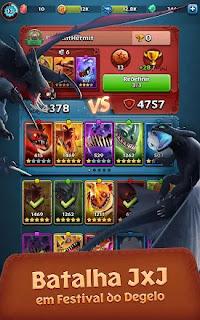 Dragons: Titan Uprising Apk Hack Sem Anúncios