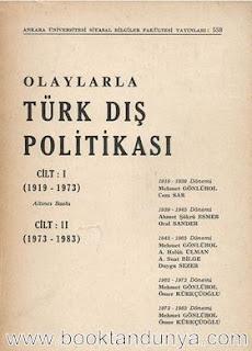 Ankara Üniversitesi - Olaylarla Türk Dış Politikası